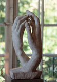 Париж - музей Rodin стоковая фотография