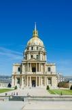 Париж - 15-ое сентября 2012: Дом Les Invalides 15-ого сентября Стоковые Изображения