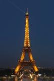 ПАРИЖ - 4-ОЕ СЕНТЯБРЯ: Светлая выставка представления Стоковое фото RF