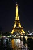 ПАРИЖ - 4-ОЕ СЕНТЯБРЯ: Светлая выставка представления Стоковые Изображения