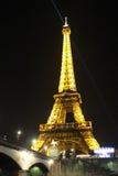 ПАРИЖ - 4-ОЕ СЕНТЯБРЯ: Светлая выставка представления Стоковые Фото