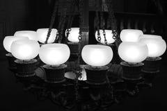 Париж освещает дух Стоковые Изображения RF