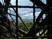 Париж от Эйфелеваа башни Стоковые Фото