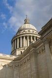 Париж пантеон мавзолея Стоковая Фотография