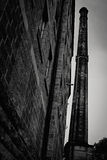 Париж стробирует печную трубу Стоковые Фотографии RF