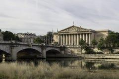 Париж, Франция - обваловка Парижа стоковые изображения rf