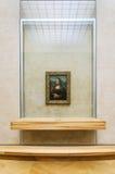 Париж, Франция - 13-ое мая 2015: Леонардо Да Винчи Стоковая Фотография