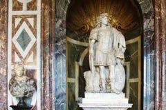 ПАРИЖ, ФРАНЦИЯ - 12-ОЕ СЕНТЯБРЯ 2015: Дворец Версаль Стоковые Фото
