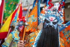 ПАРИЖ, ФРАНЦИЯ - 10-ОЕ ФЕВРАЛЯ: Китайское Новый Год Стоковое Изображение