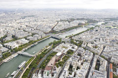 Париж, франция Стоковая Фотография
