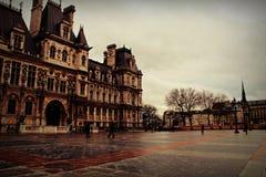 Париж 1 Стоковая Фотография RF