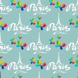 Париж love-02 Стоковые Фотографии RF