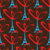 Париж love-05 Стоковые Фото