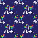 Париж love-03 Стоковые Фотографии RF
