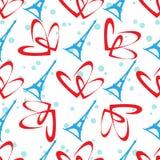 Париж love-06 Стоковая Фотография RF