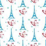 Париж love-04 Стоковые Фотографии RF