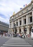 Париж, 15,2013-Opera -го август Garnier в Париже Стоковое Изображение