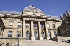 Париж, Palais de Правосудие Стоковые Фотографии RF