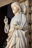 Париж - Sainte Chapelle Стоковая Фотография RF