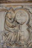 Париж - Sainte-Chapelle Стоковое Изображение