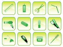 парикмахер вспомогательного оборудования Стоковое Изображение RF