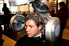 парикмахер стоковая фотография rf