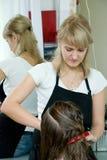 парикмахер Стоковое Изображение RF
