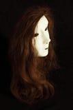 парик маски стоковое фото rf