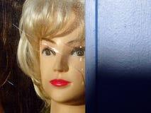 парик 4 кукол Стоковое Изображение RF