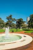 Парки Палермо, Буэнос-Айрес Стоковое Изображение RF