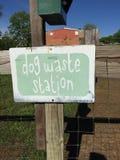 Парки собаки Стоковая Фотография RF