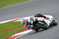 Парки Broc, gp 2014 moto Стоковое фото RF