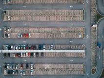 Парковка стоковые изображения rf