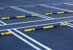 Парковка Стоковое фото RF