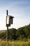 парк Айовы birdhouse Стоковые Изображения RF