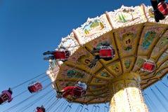 Парк атракционов стоковая фотография rf