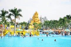Парк атракционов Suoi Tien Стоковое Изображение RF