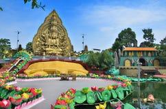 Парк атракционов Suoi Tien, Стоковые Фотографии RF