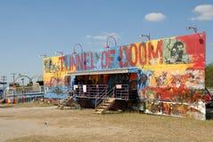 парк атракционов texas стоковые фото