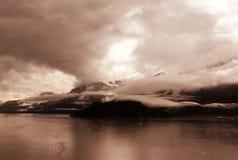 Парк Аляска ледника Стоковая Фотография RF