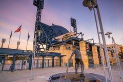 Парк бейсбола PNC в Питтсбурге Стоковое фото RF