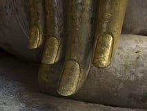 Парк больших пальцев статуи Будды исторический Стоковое Изображение