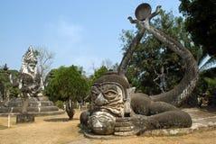 парк Будды стоковое фото rf