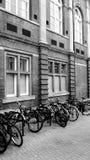 Парк велосипеда Стоковая Фотография