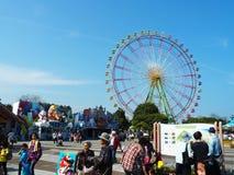 Парк взморья Хитачи, Ibaraki, Япония Стоковая Фотография