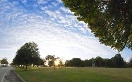 Парк взморья Стоковые Фотографии RF