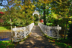 Парк в Баден-Бадене, Германия 01 города Стоковое Изображение RF