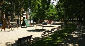 Парк в Хероне Стоковые Фотографии RF