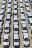 парк гавани автомобиля Стоковая Фотография RF