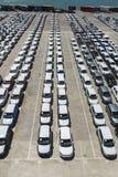 парк гавани автомобиля Стоковые Фотографии RF